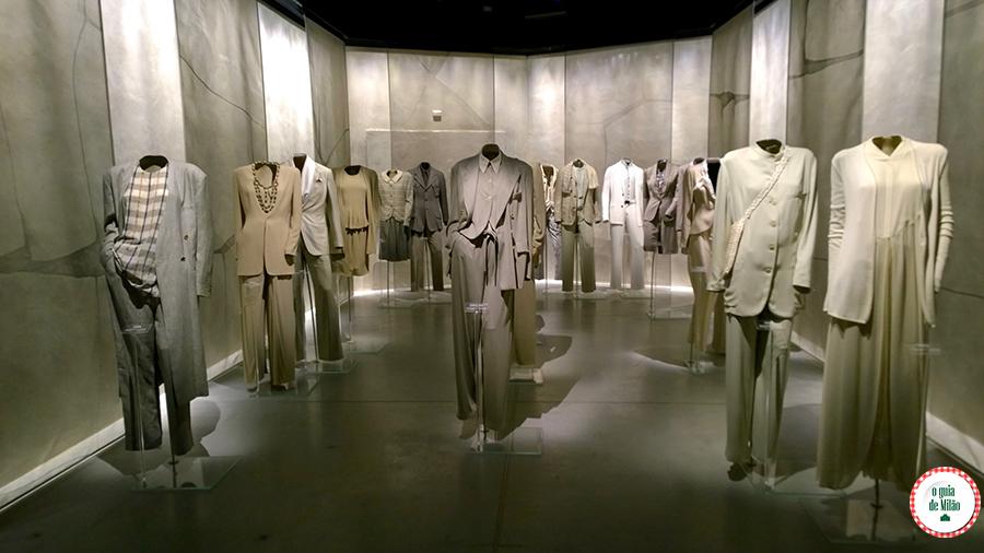 quality design f6a6c 76e6a Armani Silos: o museu de Giorgio Armani em Milão - O Guia de ...