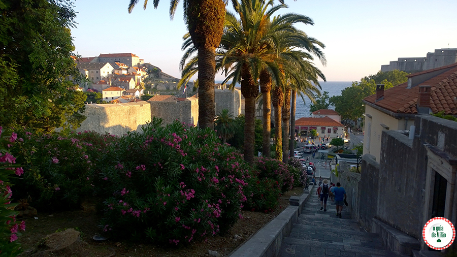 Como ir do aeroporto à Cidade Velha de Dubrovnik Croácia