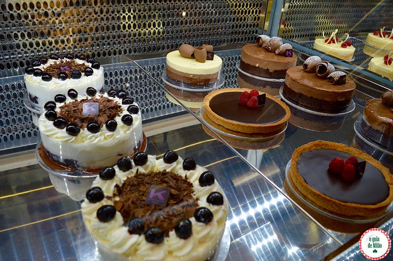 Docerias em Milão A confeitaria Ernst Knam, o rei do chocolate e protagonista do Bake Off Itália