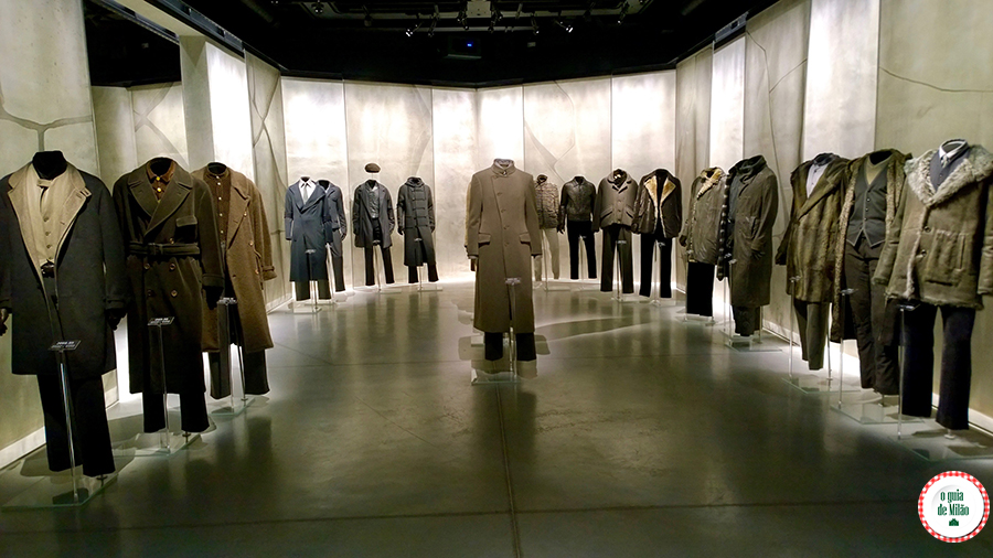 Milão a cidade da moda Armani Silos Milão