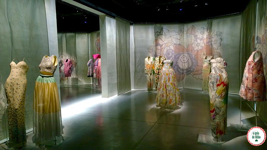 Milão a cidade da moda Armani