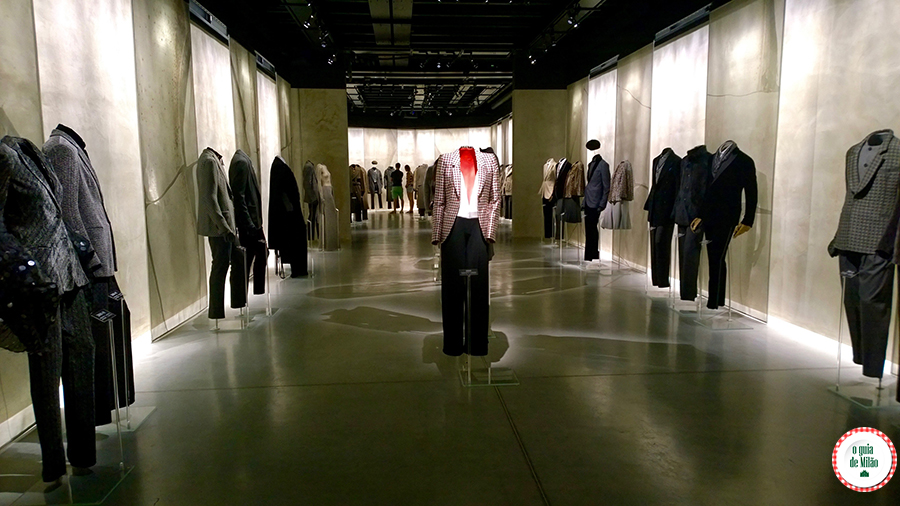 Museu Giorgio Armani Milão