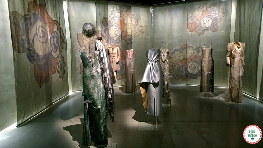 Museu da moda em Milão Armani
