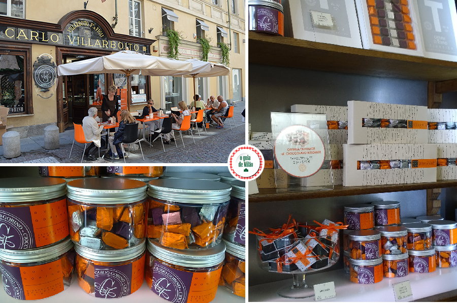 O que comer em Turim Itália
