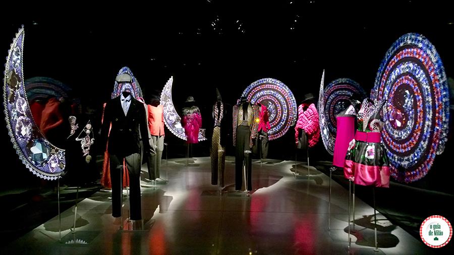 O que conhecer em Milão Armani Silos Milão Museu da moda