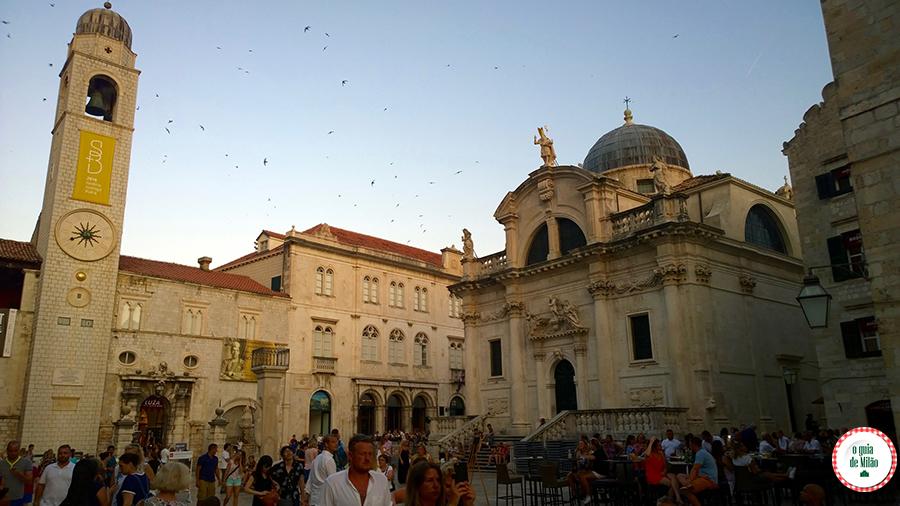 O que fazer em Dubrovnik Croácia