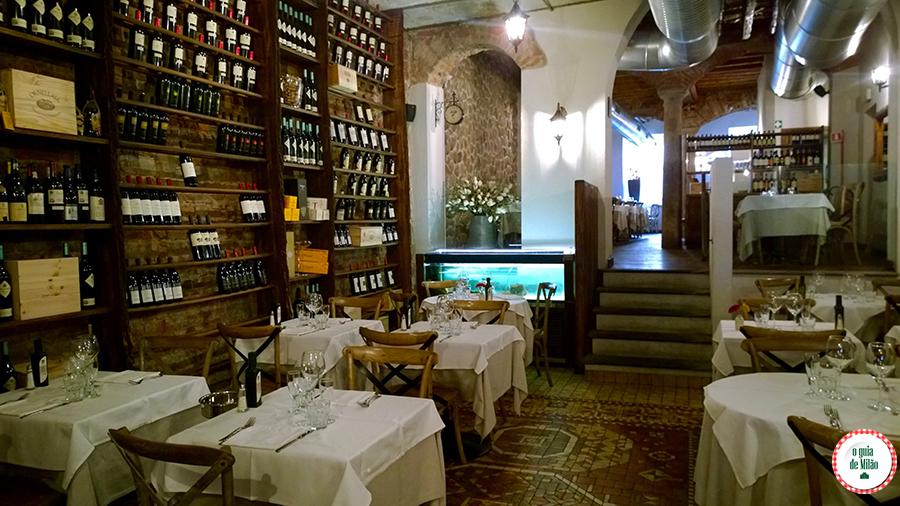 Onde comer em Milão Blog de Milão