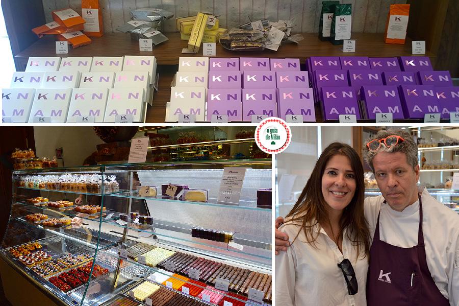 Pastelarias em Milão