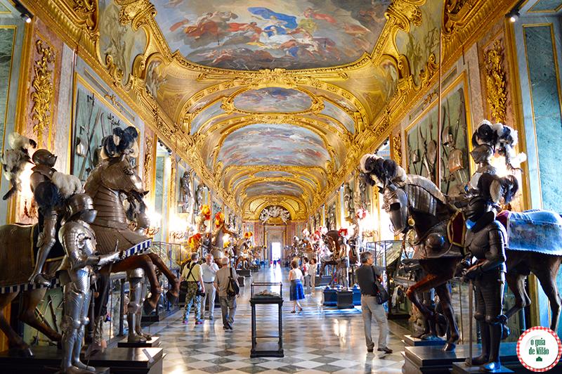Pontos de interesse de Turim Itália