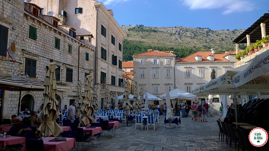 Quantos dias ficar em Dubrovnik Croácia