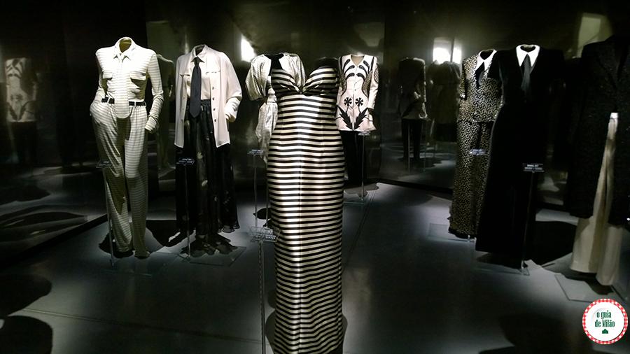 Museu da moda Armani em Milão Itália