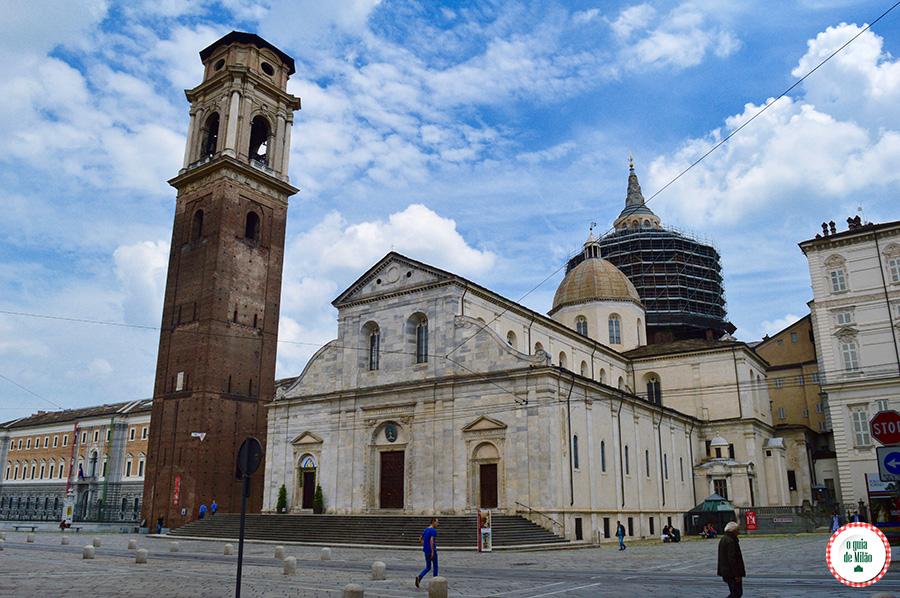Turismo em Turim o santo sudário de jesus