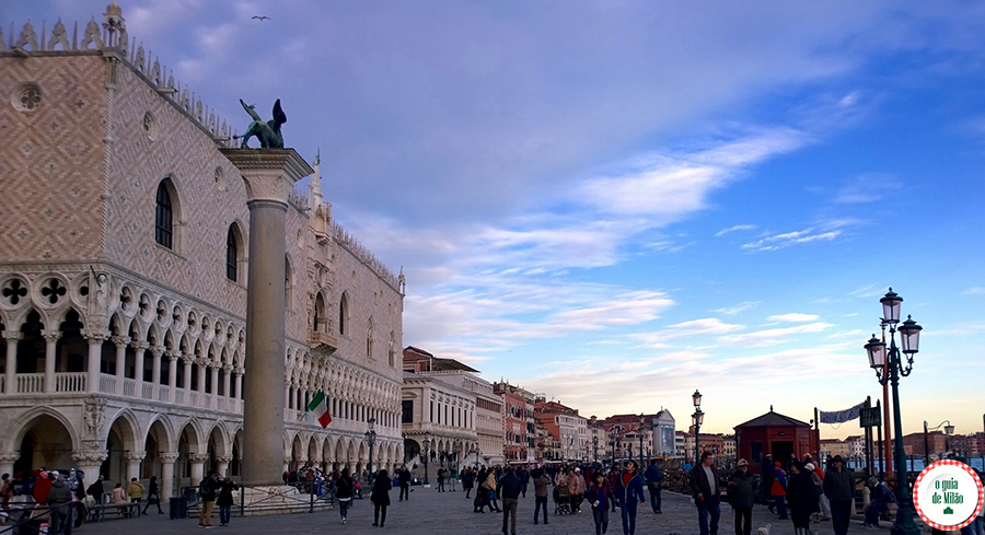 10 Coisas que você tem que fazer em Veneza Itália
