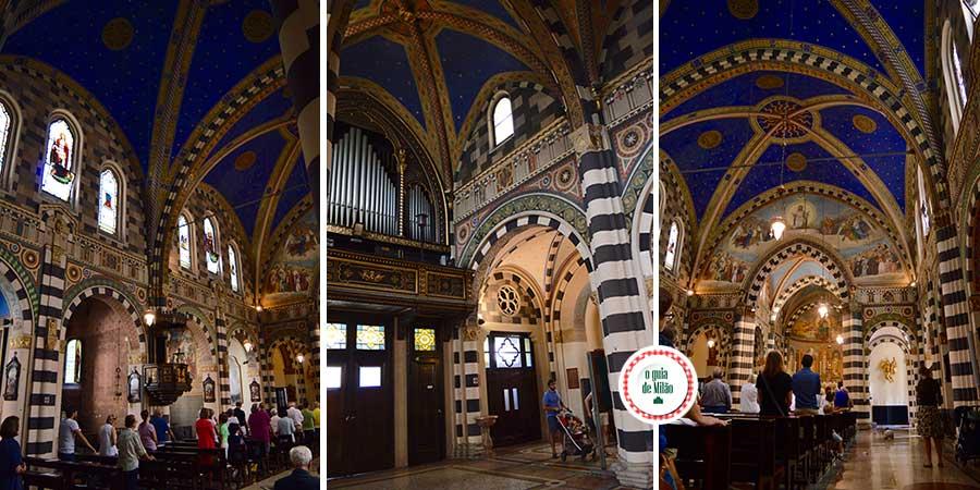 5 Igrejas que você tem que conhecer em Milão Itália Igreja Sant Eufemia Milão