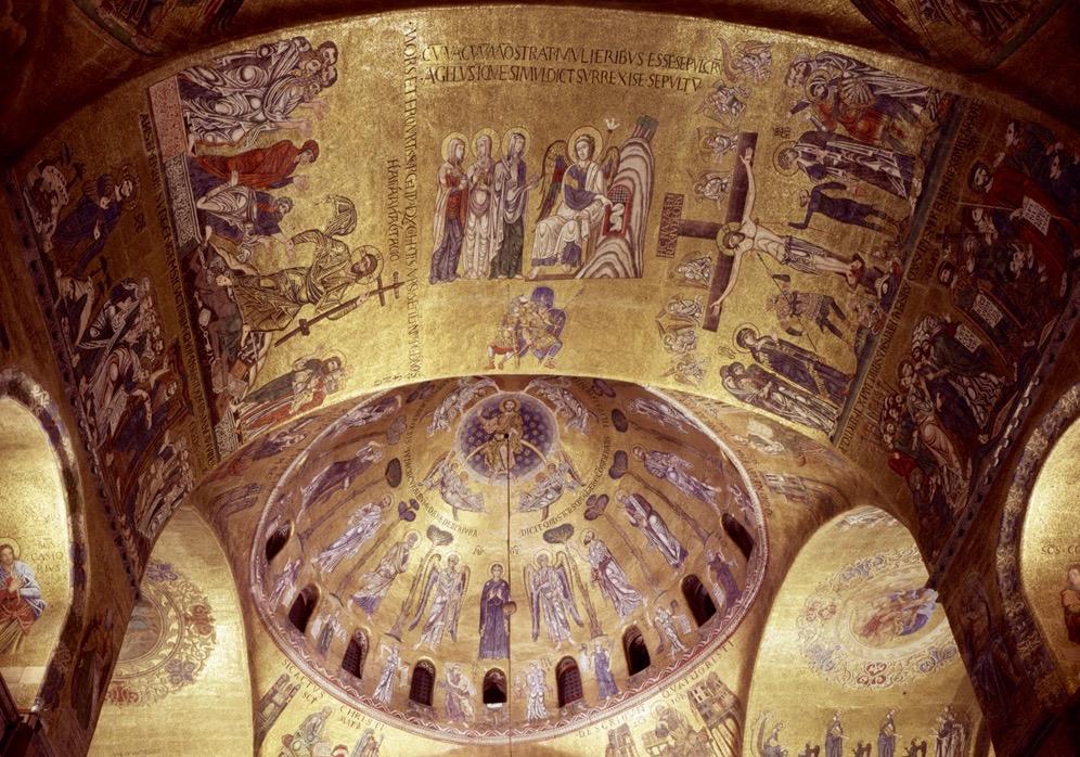 Atrações turísticas de Veneza Basílica de San Marco Veneza