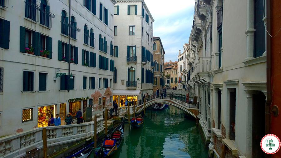 Curiosidades da Itália Patrimônio UNESCO Veneza