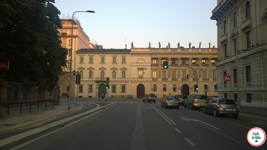 Dicas de Milão no Verão