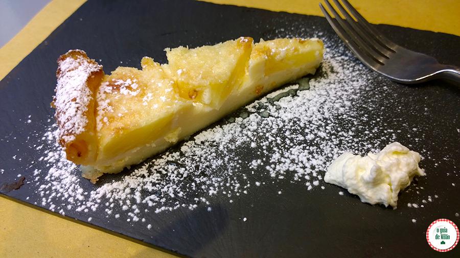 Gastronomia em Milão Bistrô Fiori Chiari plates Brera Milão