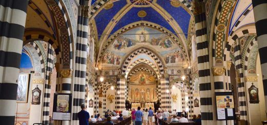 Igrejas imperdíveis em Milão Basílica Sant Eufemia Milão