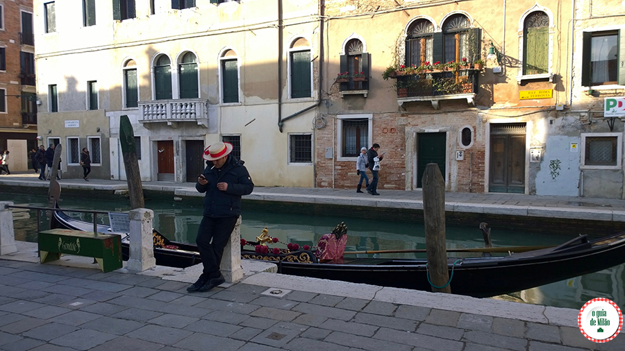 10 Coisas que você tem que fazer em Veneza