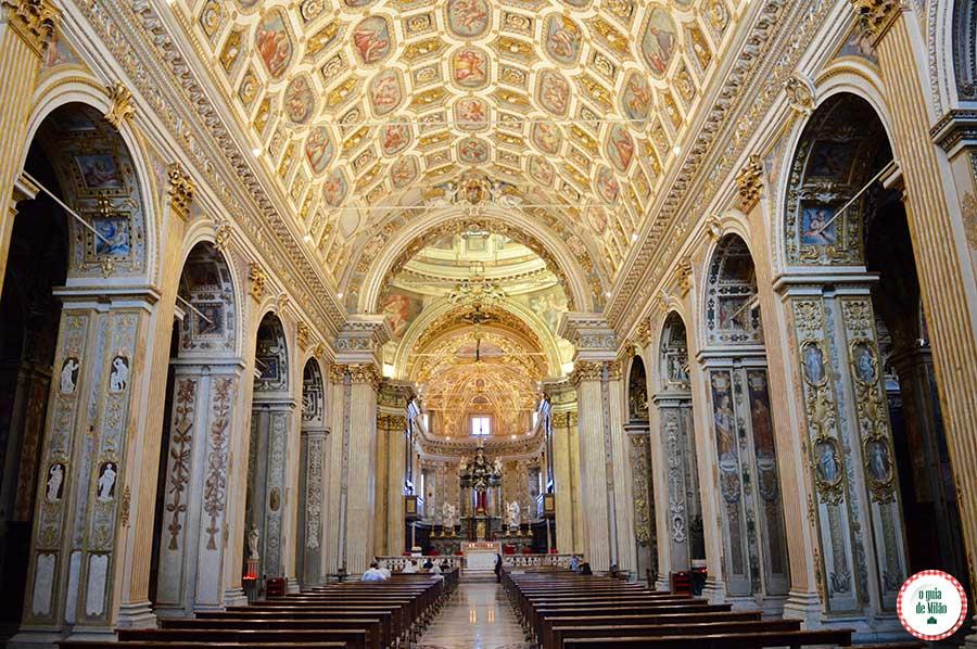 O que ver em Milão Itália As melhores igrejas de Milão Itália