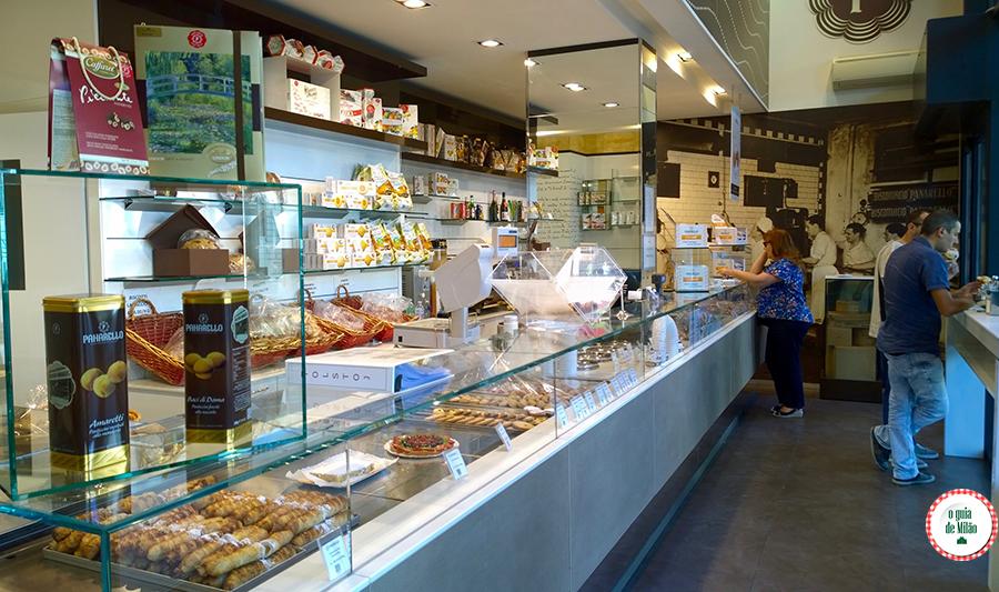 Onde fazer pequeno almoço em Milão