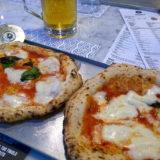 Pizza em Milão