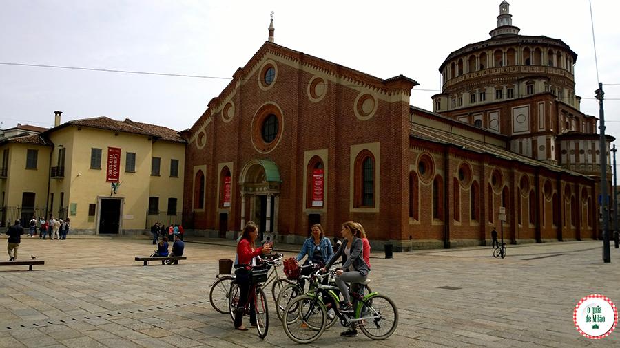Turismo em Milão Itália