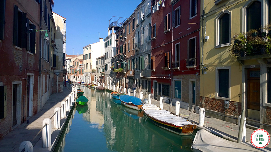 Veneza Itália Blog da Itália