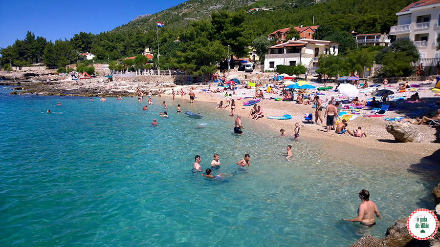 As praias mais bonitas da Croácia