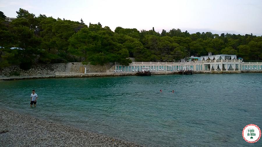 Ilha de Hvar Croácia Praias da Croácia