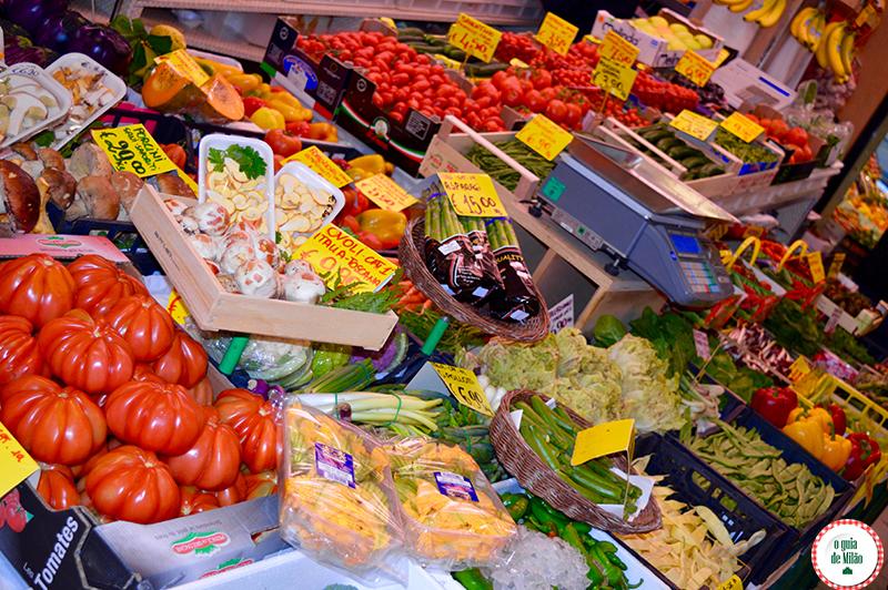 Mercados em Milão