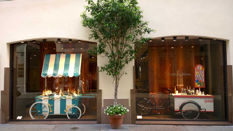 Moda em Milão Compras em Milão