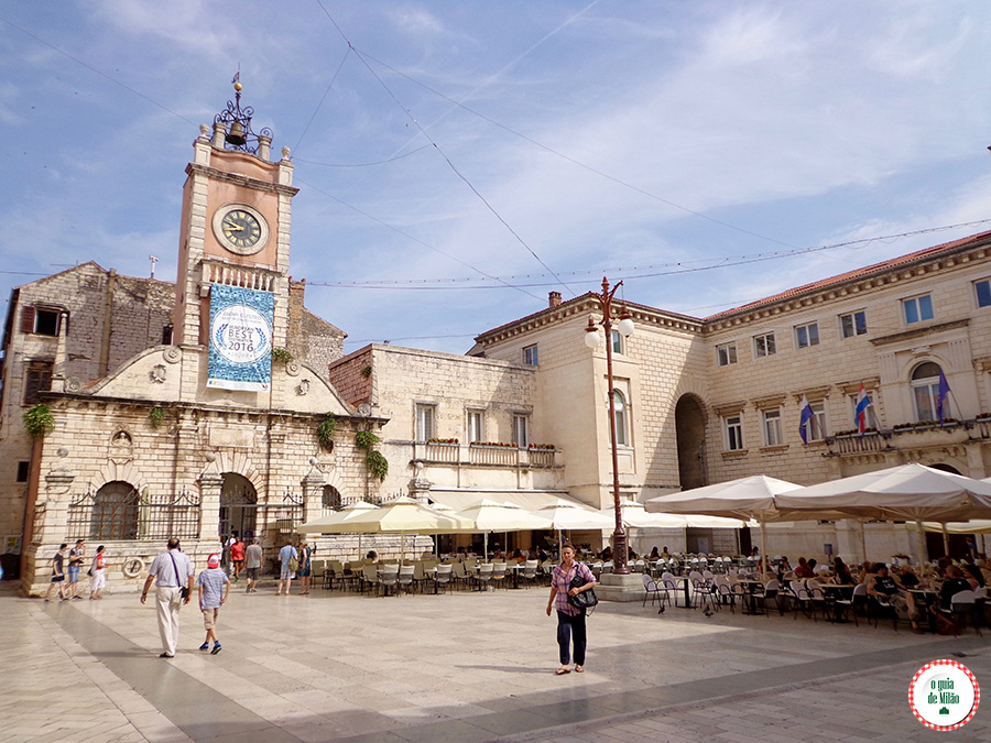 O que fazer em Zadar Croácia