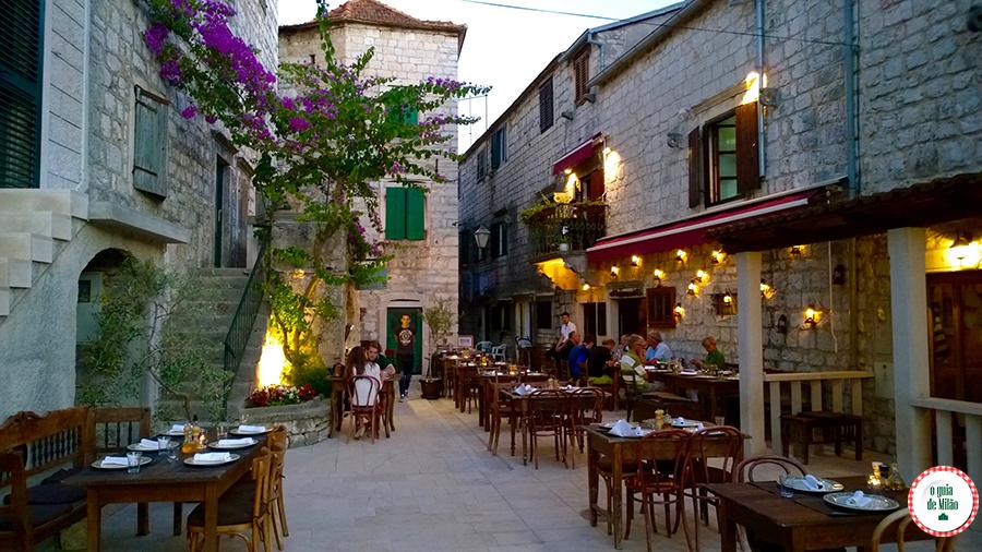 O que visitar em Hvar Croácia