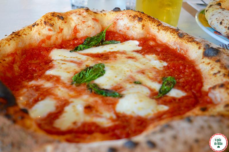 As melhores pizzarias de Milão