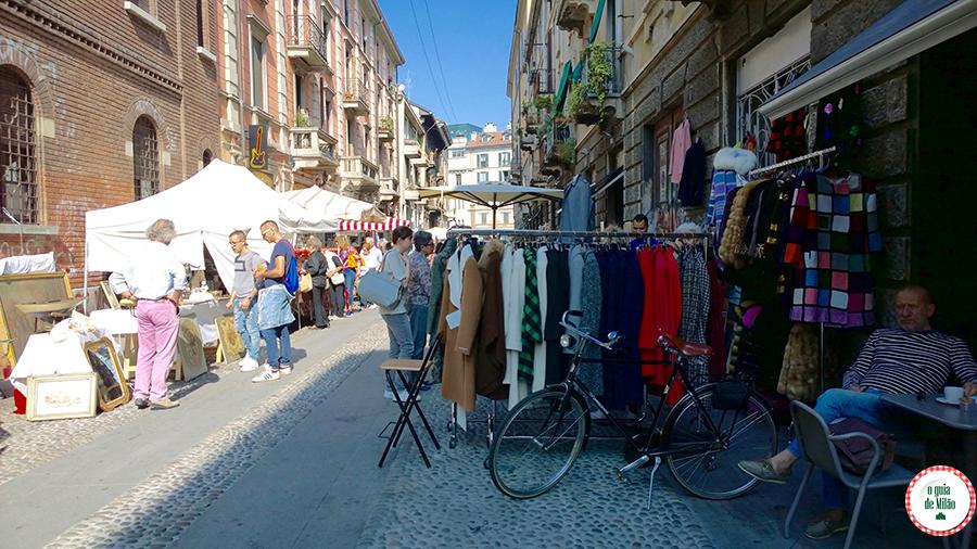 O que ver em Milão Compras em Milão Itália