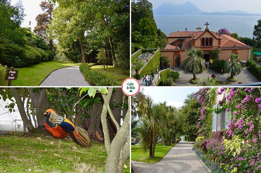 Informações turísticas Lago Maior Itália