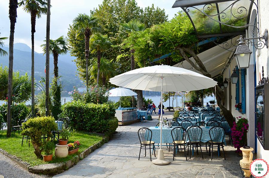 Informações turísticas do Lago Maior Itália