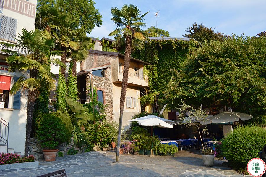 Isola Bella Lago Maggiore Itália Turismo no Lago Maior Itália