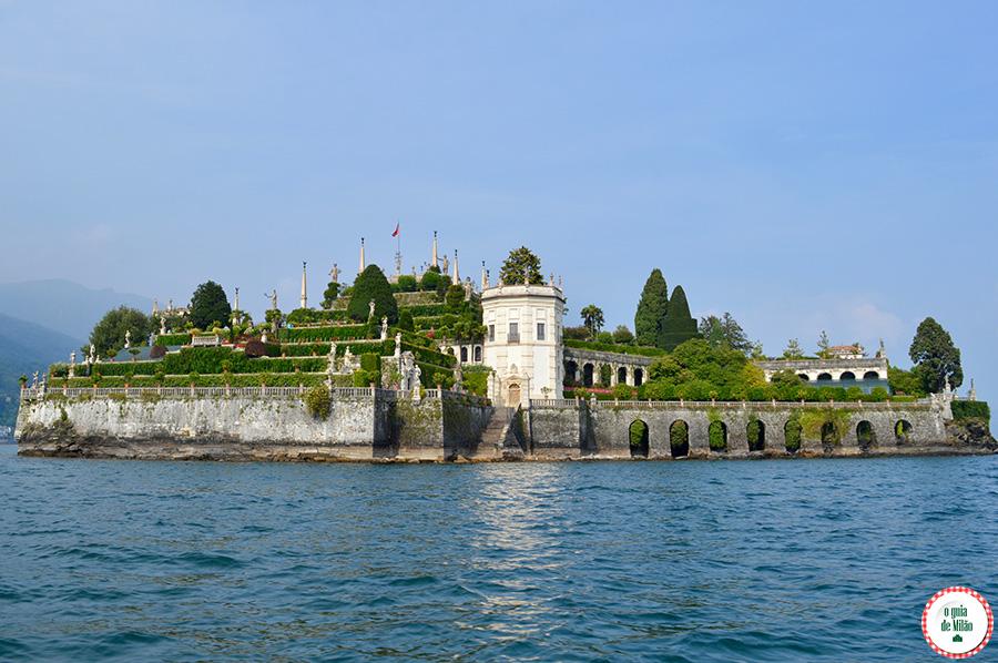 O que fazer no Lago Maggiore Itália Ilha Bella