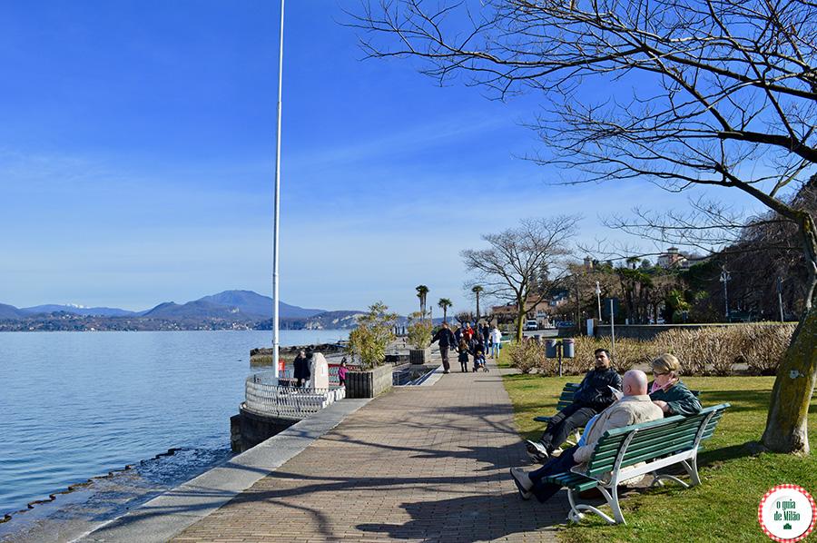 O que visitar no lago Maior Itália Stresa Lago Maggiore Itália