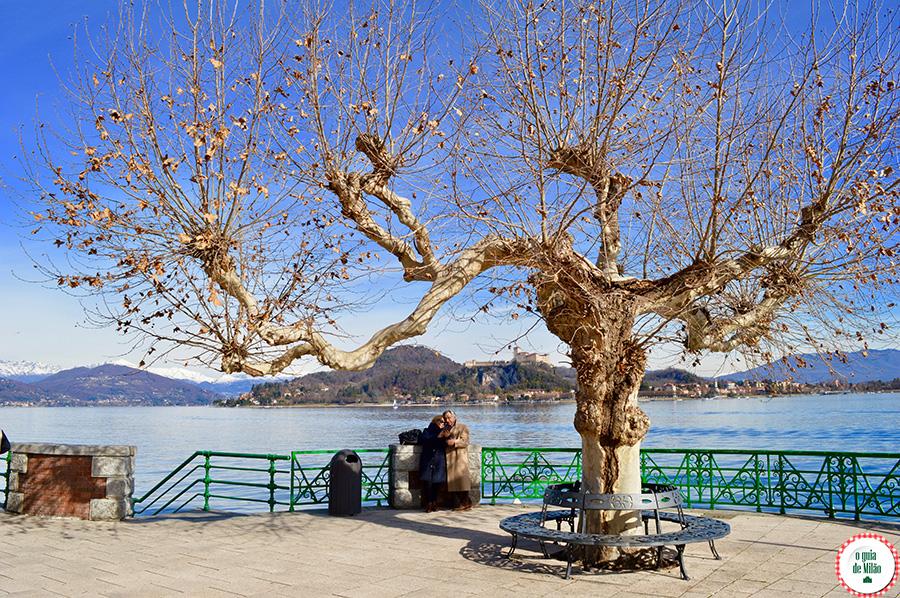 Outras cidade em Milão o que fazer em Stresa Lago Maior