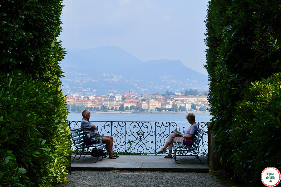 Turismo no Lago Maior Ilha Madre Lago Maggiore