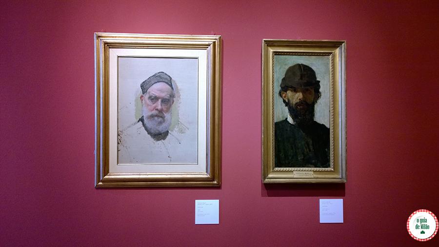 Arte em Milão Obras de Hayez em Milão Itália