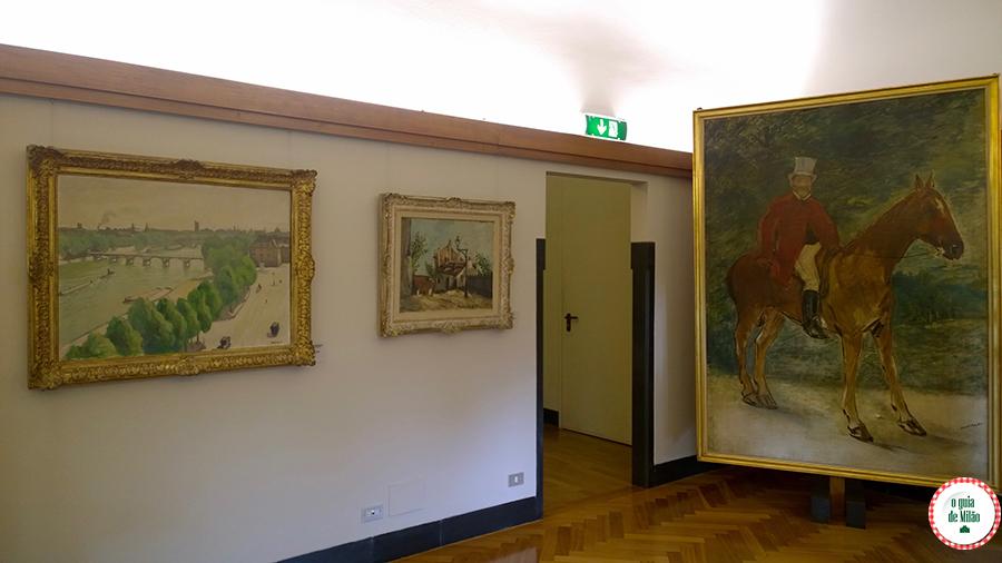GAM Itália Milão Museus em Milão Itália