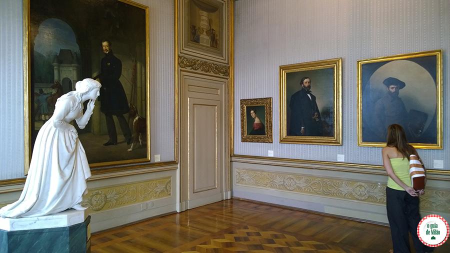 galleria di arte moderna milao italia o que visitar em milao