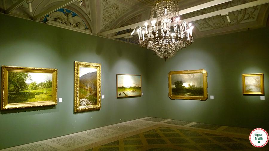 Museus em Milão Cultura em Milão Itália