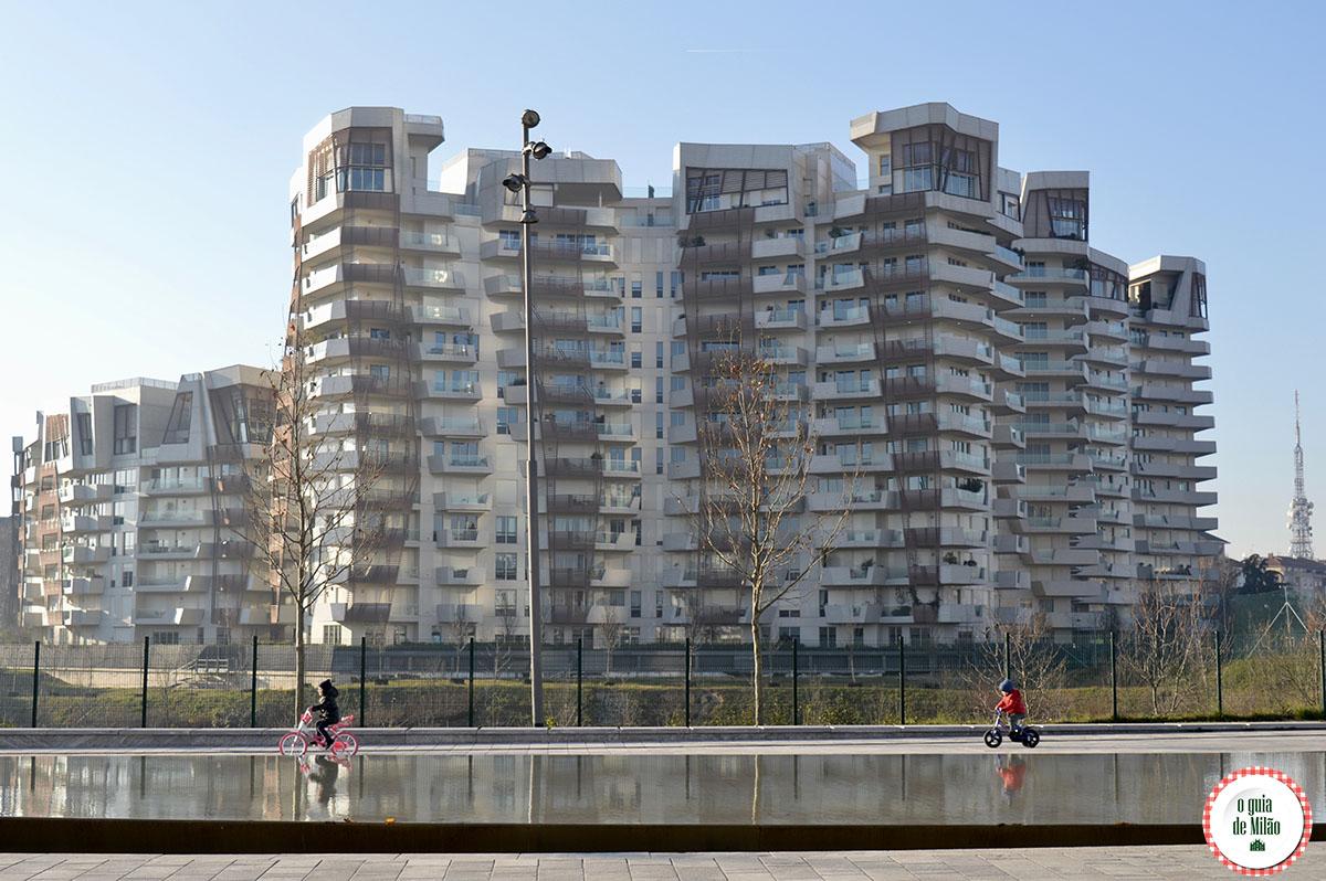 O que fazer no bairro CityLife em Milão