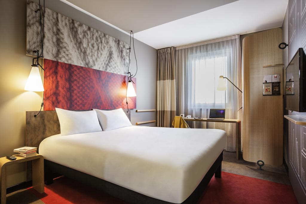 Hotel Ibis Geneve Centre Gare Gen Ef Bf Bdve Suibe
